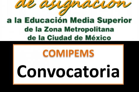 Datos estadísticos del Concurso Comipems 2014