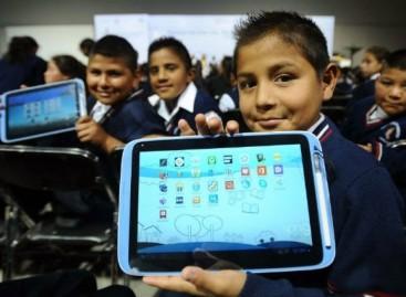 Roban tabletas electrónicas que la SEP les obsequió a alumnos de 5º año