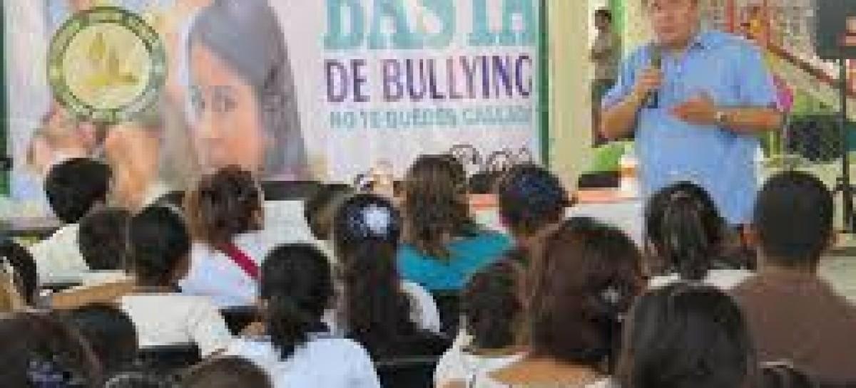 Tabasco, quinto lugar nacional en bullying