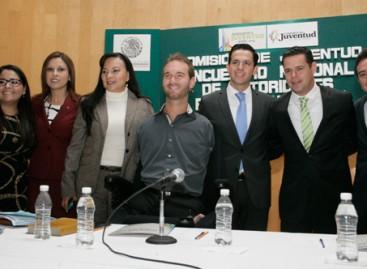Querétaro presente en el Encuentro Nacional de Autoridades por la Juventud 2014