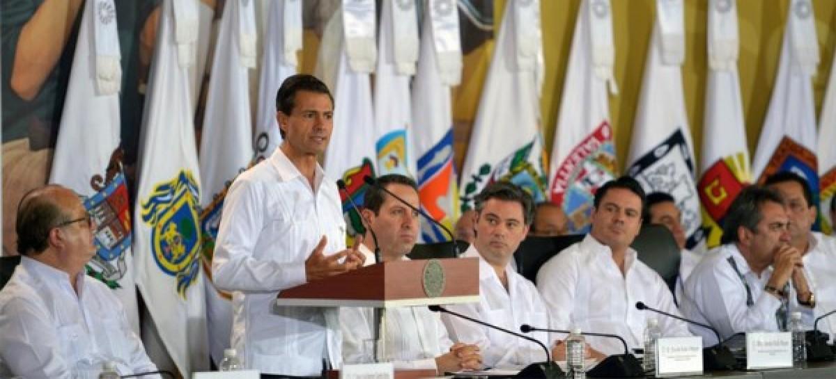 La reforma educativa no es para castigar a los maestros: Peña Nieto