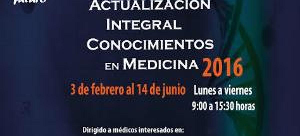 Actualización integral de conocimientos en medicina
