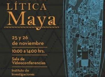 Jornadas de Lítica Maya