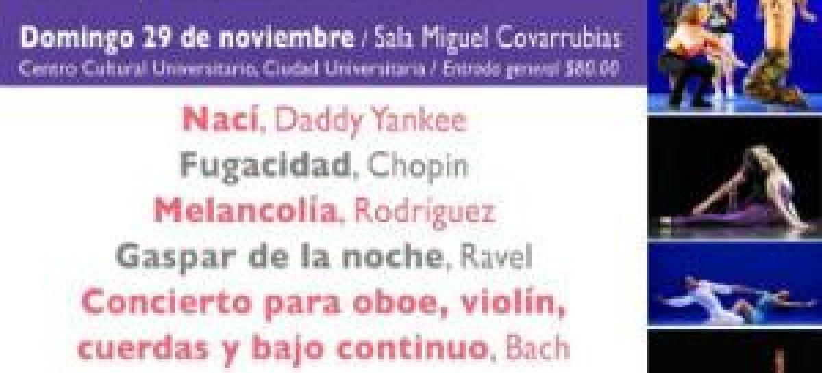 TCUNAM bailará del merengue a la trova y de Bach a Ravel.