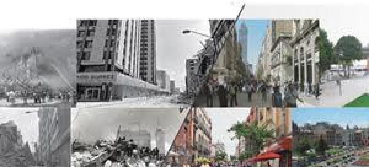 El Centro Histórico de la Ciudad de México a 30 años de los sismos