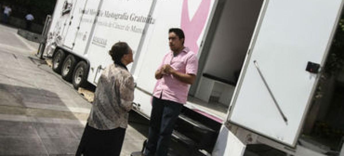 Sylvana Beltrones propone crear Registro Nacional de Cáncer