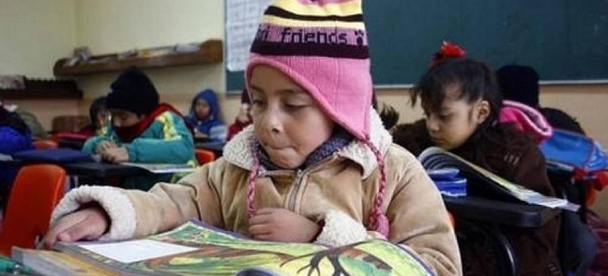 Inicia horario de invierno en escuelas de educación básica de Sonora