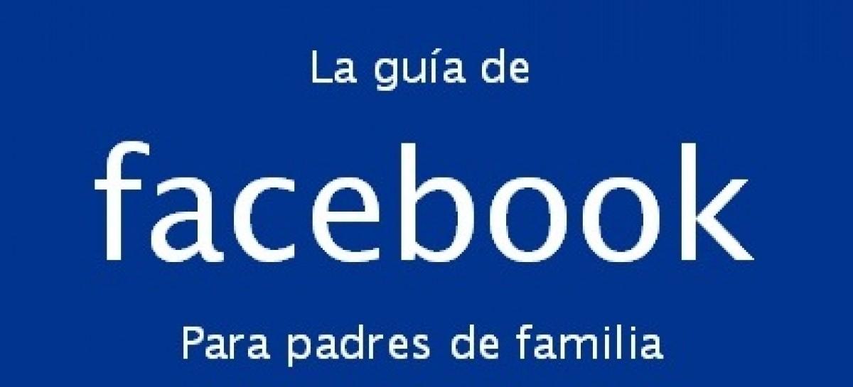 Guía facebook para padres de familia