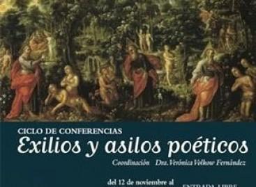 Exilios y asilos poéticos