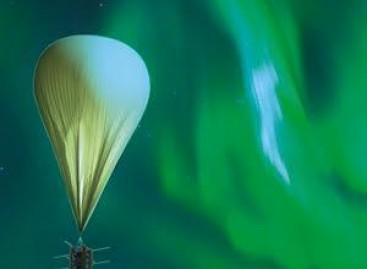 Lanzamiento de la misión suborbital ATÓN