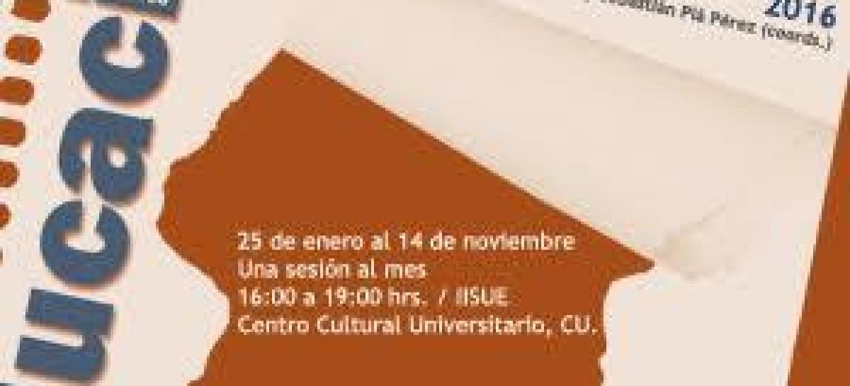 Justicia social, inclusión y equidad en la educación en México 2016