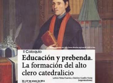 Educación y prebenda. La formación del alto clero catedralicio