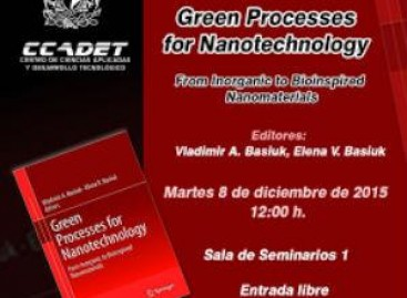 Green Processes for Nanotechnology.  From Inorganic to Bioinspired Nanomaterials