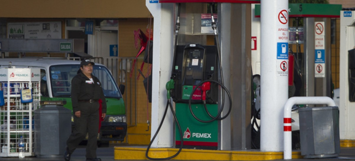 Bajan precios de gasolina y diesel a partir del viernes 1º de enero de 2016