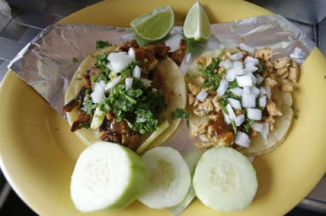 Universidad en EU imparte curso sobre el taco mexicano
