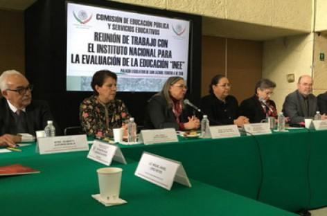 Sin lineamientos para aplicar Planea cada dos años, dice INEE