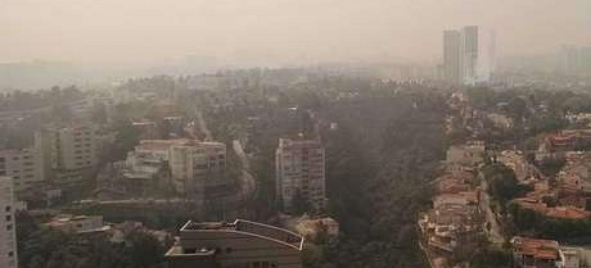Se declara contingencia por ozono