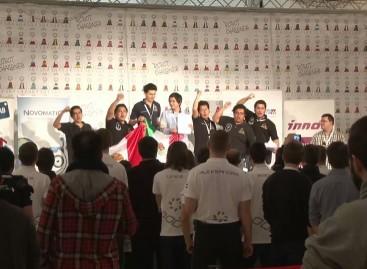 México obtiene el primer lugar en el mundial de robótica