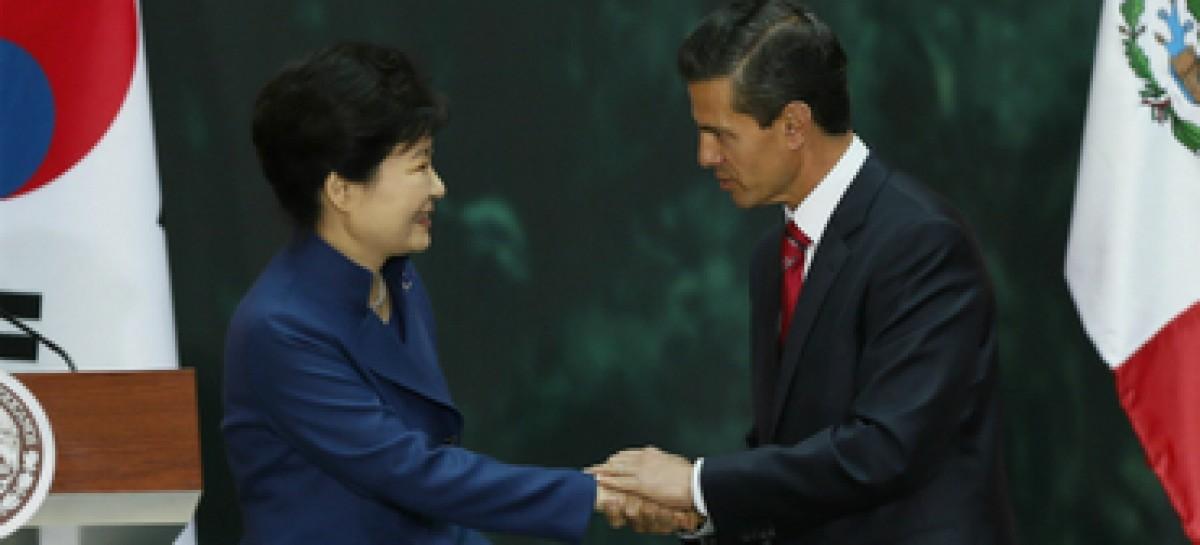México y Corea del Sur firman memorándum en educación