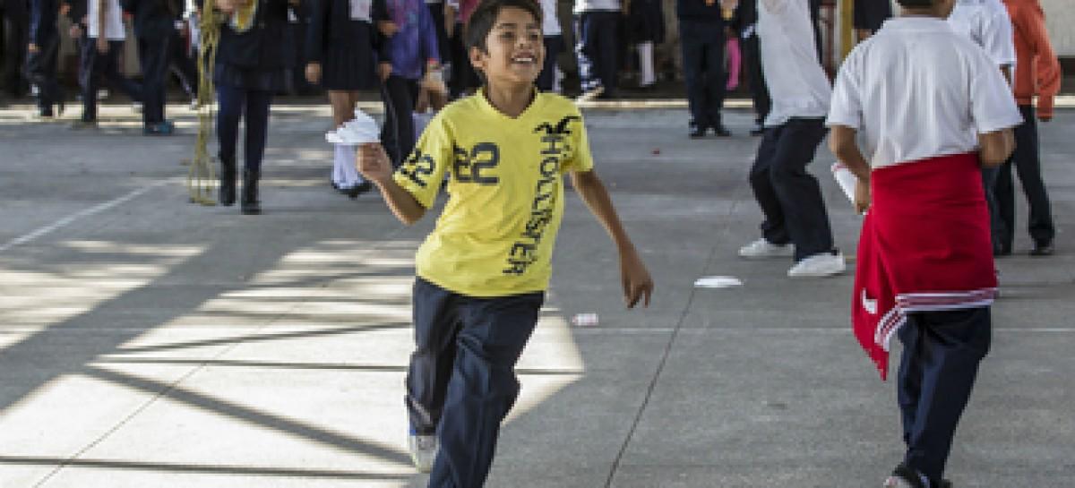 Senado avala promoción de actividad física en escuelas