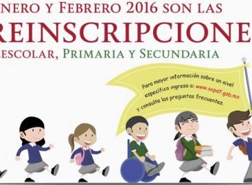 Resultados Preinscripciones 2016 Preescolar