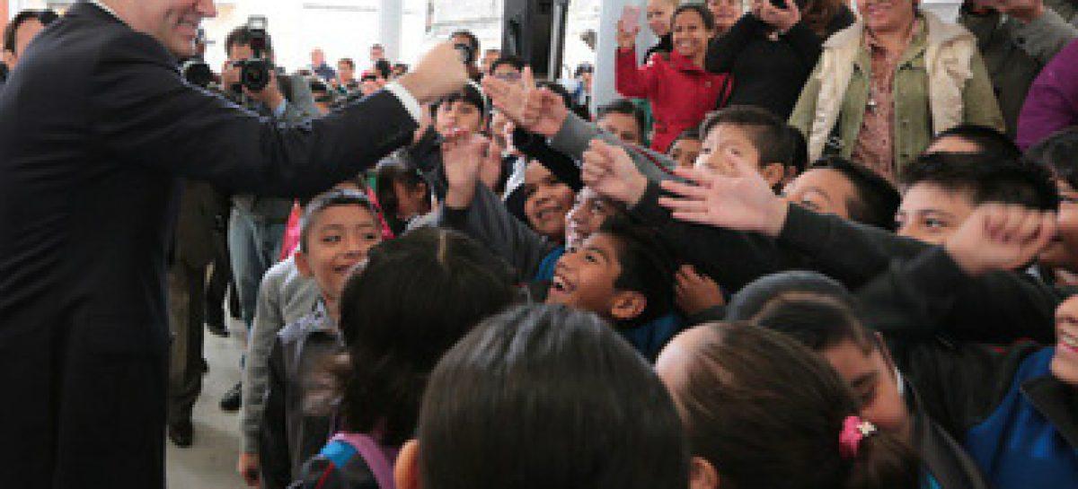 Diálogo, después del regreso a clases en Oaxaca: Nuño