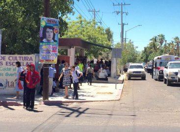 SEP decide suspender clases en todo Baja California Sur, ante la la llegada de 'Newton'