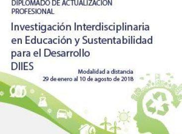 Investigación Interdisciplinaria en Educación y Sustentabilidad para el Desarrollo