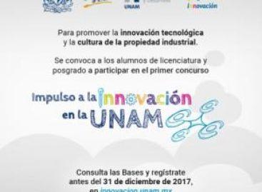 Impulso a la innovación en la UNAM