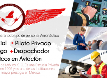 Aeronáutica Especializada de México, S. C.