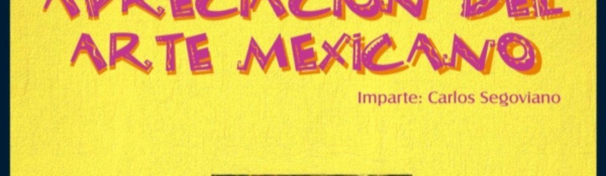 Apreciación del arte mexicano