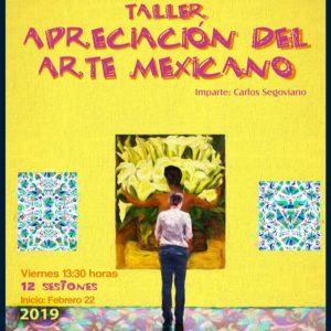 Apreciación del arte mexicano @ Facultad de Contaduría y Administración | Coyoacán | Ciudad de México | México