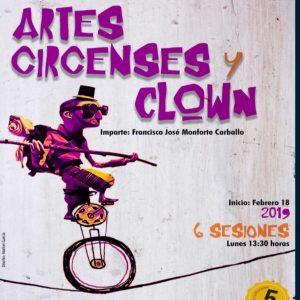 Artes circenses y clown @ Facultad de Contaduría y Administración | Coyoacán | Ciudad de México | México