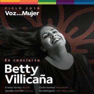 Concierto de Betty Villicaña @ Centro Cultural Morelia UNAM | Morelia | Michoacán | México