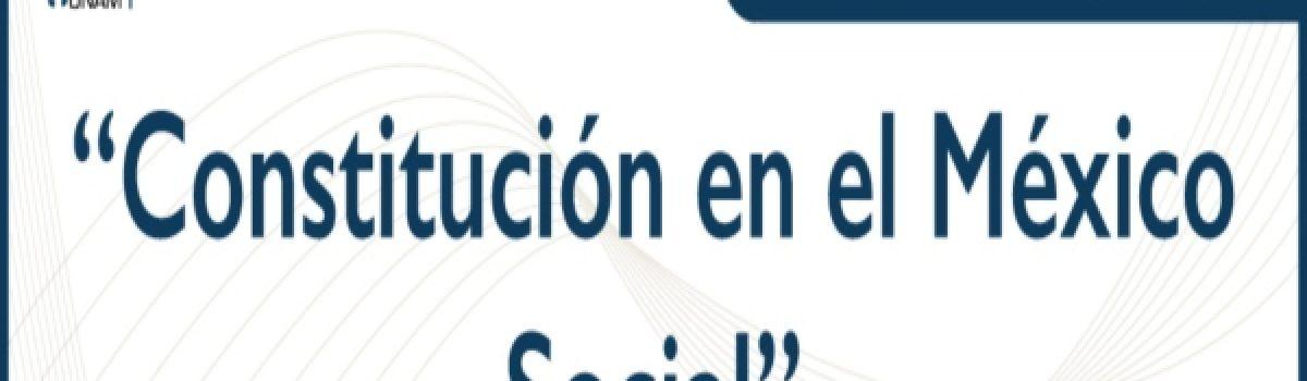 Constitución en el México Social