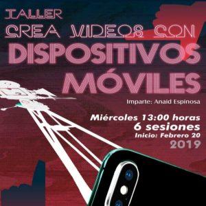 Crea videos con dispositivos móviles @ Facultad de Contaduría y Administración | Coyoacán | Ciudad de México | México