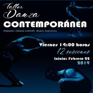 Danza Contemporánea @ Facultad de Contaduría y Administración | Coyoacán | Ciudad de México | México