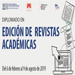 Edición de revistas académicas @ IISUE | Ciudad de México | Ciudad de México | México