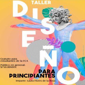Diseño para principiantes @ Facultad de Contaduría y Administración | Coyoacán | Ciudad de México | México