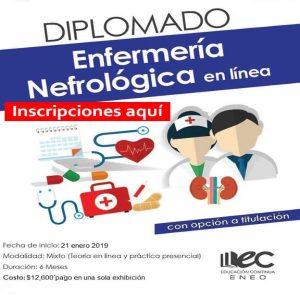 Enfermería Nefrológica
