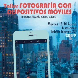 Fotografía con dispositivos móviles @ Facultad de Contaduría y Administración | Coyoacán | Ciudad de México | México