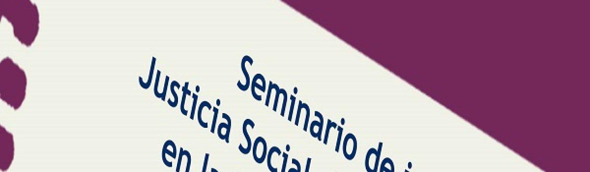 Justicia social, inclusión y equidad
