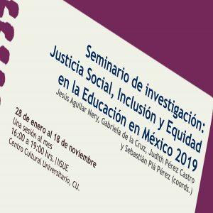 Justicia social, inclusión y equidad @ IISUE | Ciudad de México | Ciudad de México | México