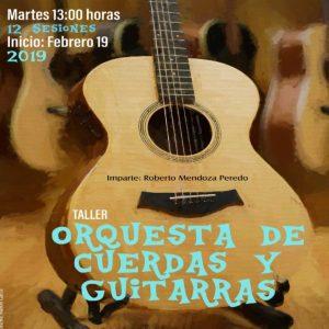 Orquesta de Cuerdas y Guitarras @ Facultad de Contaduría y Administración | Coyoacán | Ciudad de México | México