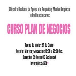 Plan de negocios @ Facultad de Contaduría y Administración | Coyoacán | Ciudad de México | México