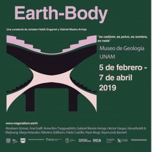 Exposición Earth - Body @ Museo de Geología | Ciudad de México | Ciudad de México | México