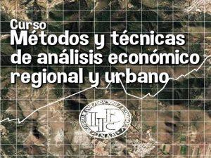 Métodos y técnicas de análisis económico regional y urbano @ Sala de cómputo 2, Instituto de Investigaciones Económicas | Ciudad de México | Ciudad de México | México