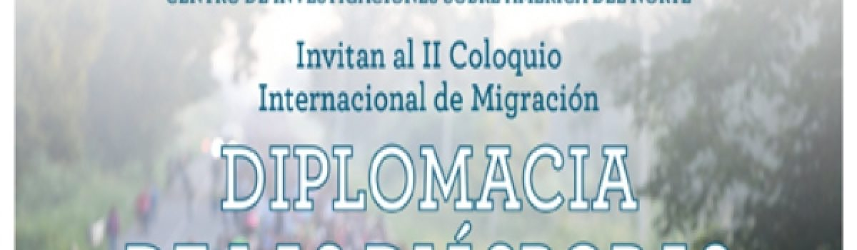 II Coloquio Internacional de Migración