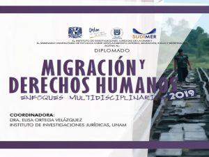 Migración y Derechos Humanos @ Aula de seminarios Dr. Guillermo Floris, IIJ | Coyoacan | Ciudad de México | México
