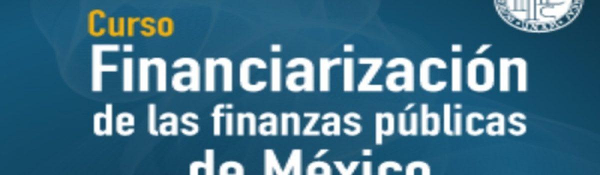Financiarización de las finanzas públicas de México